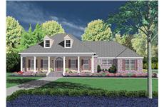 Main image for house plan # 7940