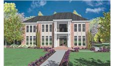 Main image for house plan # 7915