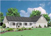 View house Plan#139-1087