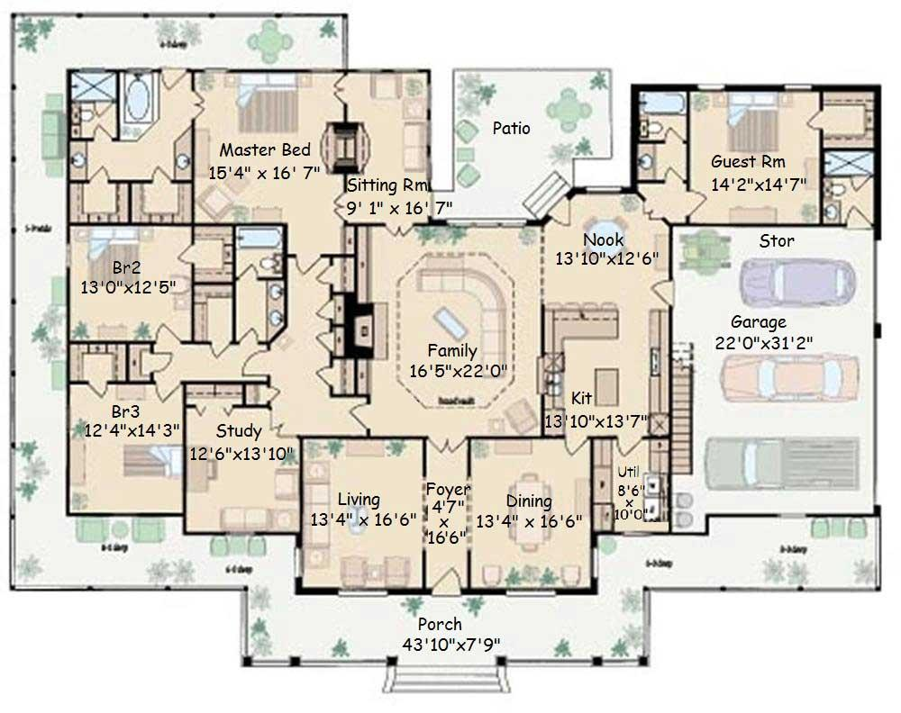 large house plans home builders australia display home