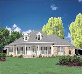 House Plan #139-1096