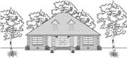 View house Plan#140-1030
