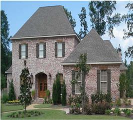House Plan #140-1076