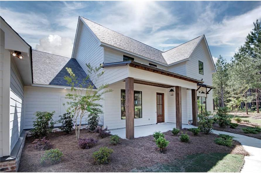 Porch of this 3-Bedroom,2465 Sq Ft Plan -2465