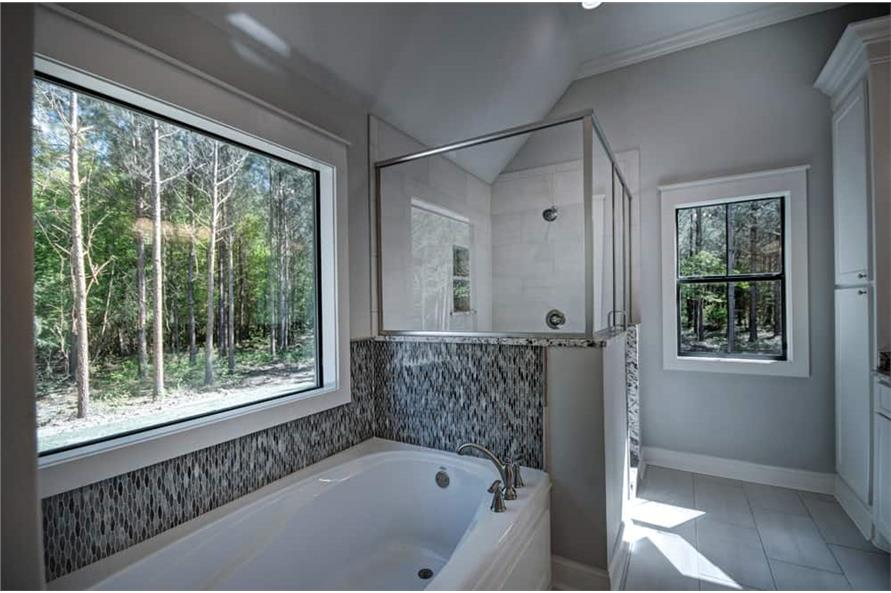 Master Bathroom of this 3-Bedroom,2465 Sq Ft Plan -2465