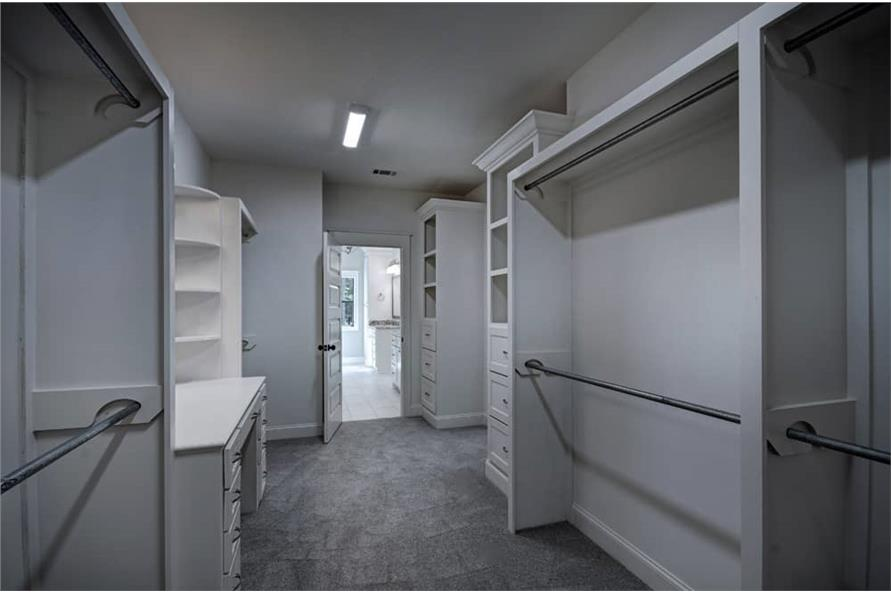 Storage and Closets of this 3-Bedroom,2465 Sq Ft Plan -2465