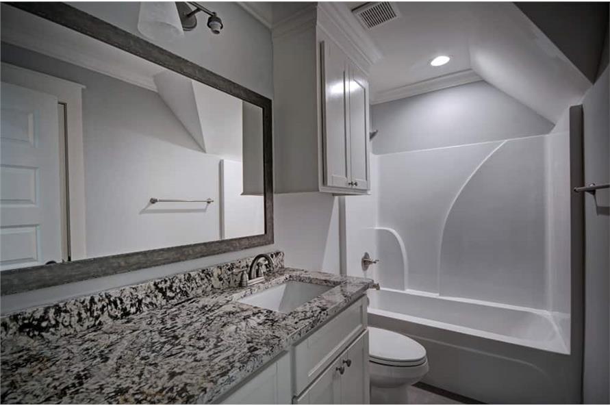 Bathroom of this 3-Bedroom,2465 Sq Ft Plan -2465