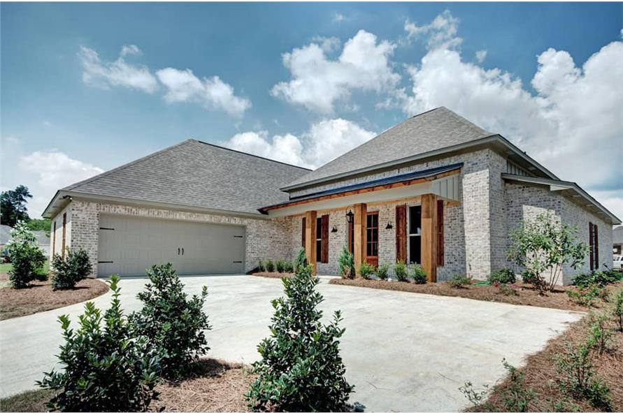 Home Exterior Photograph of this 4-Bedroom,2248 Sq Ft Plan -2248