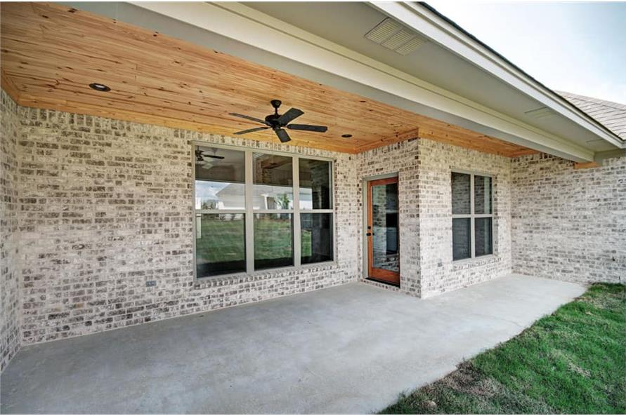 Porch of this 4-Bedroom,2248 Sq Ft Plan -2248