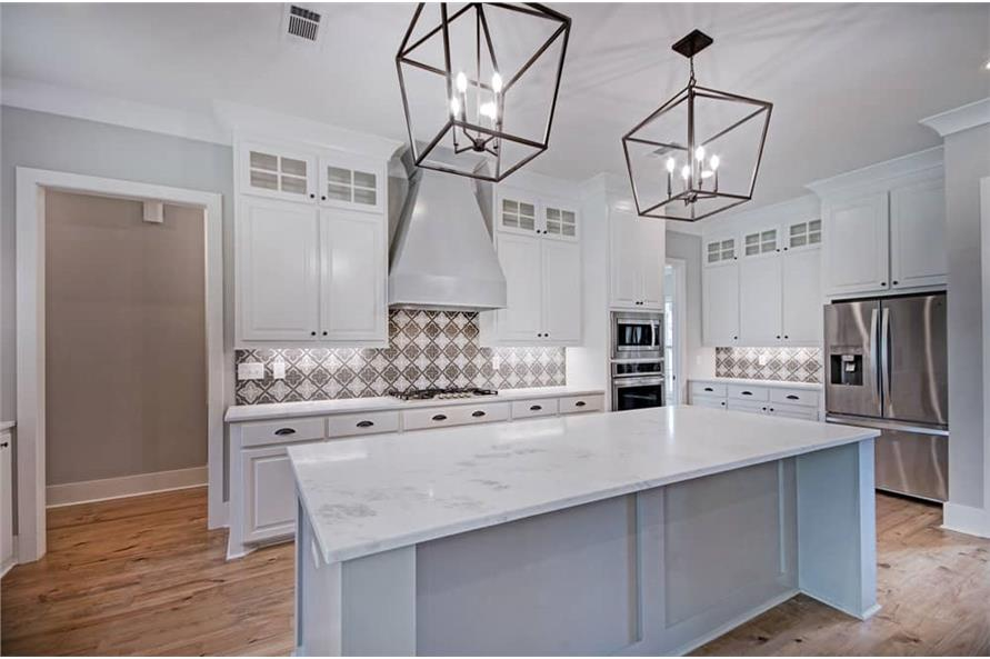 Kitchen of this 4-Bedroom,2343 Sq Ft Plan -2343