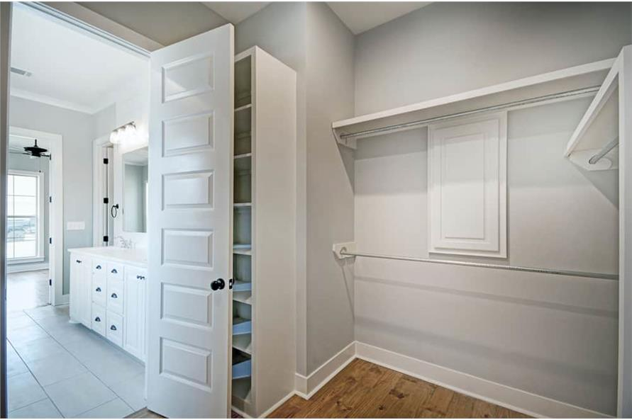 Storage and Closets of this 4-Bedroom,2343 Sq Ft Plan -2343