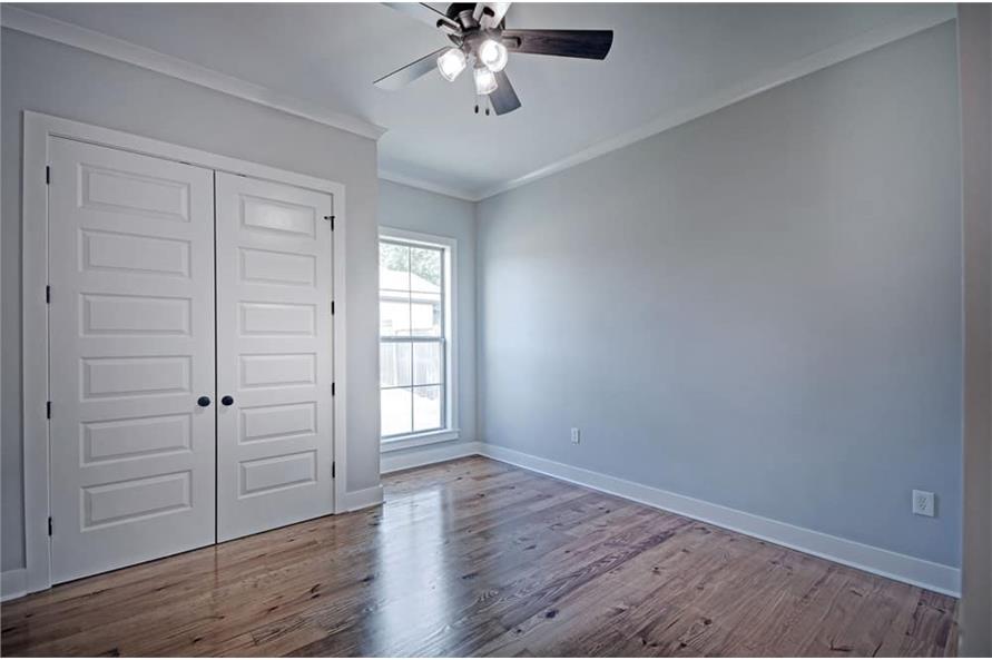 Bedroom of this 4-Bedroom,2343 Sq Ft Plan -2343