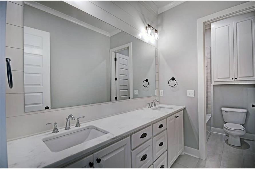 Bathroom of this 4-Bedroom,2343 Sq Ft Plan -2343