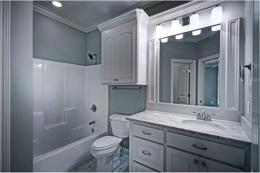 Bathroom of this 4-Bedroom,2286 Sq Ft Plan -2286
