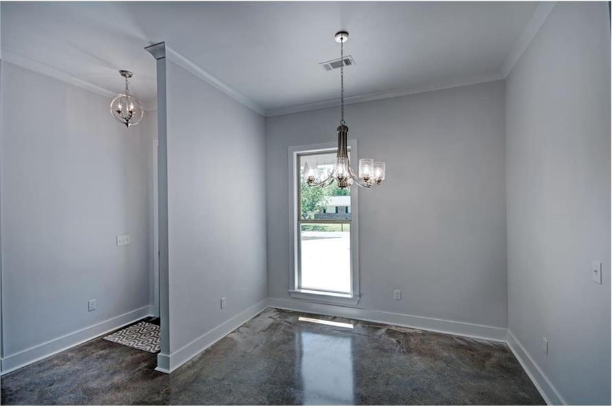 Dining Room of this 3-Bedroom,1581 Sq Ft Plan -1581