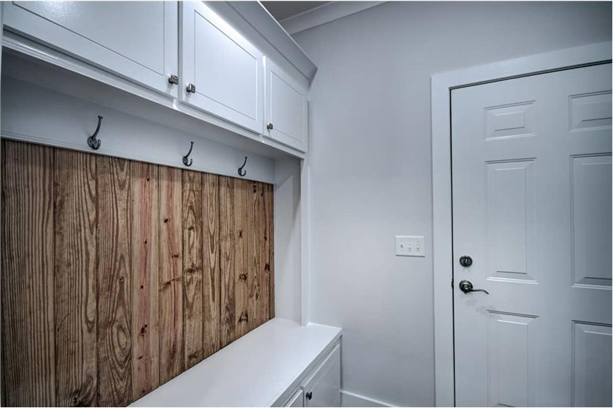 Mudroom of this 3-Bedroom,1581 Sq Ft Plan -1581