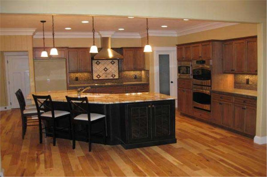 Kitchen: Breakfast Nook of this 4-Bedroom,2755 Sq Ft Plan -2755