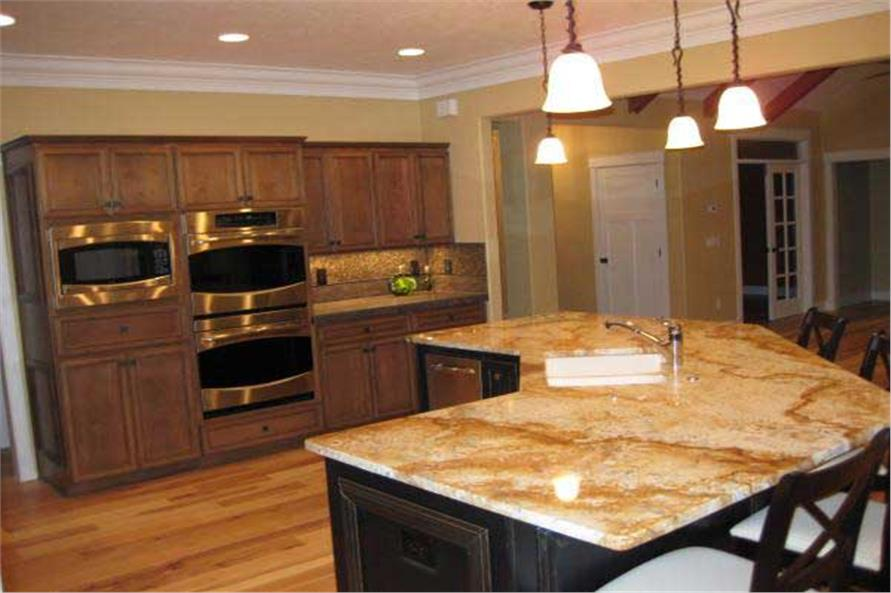 Kitchen of this 4-Bedroom,2755 Sq Ft Plan -2755