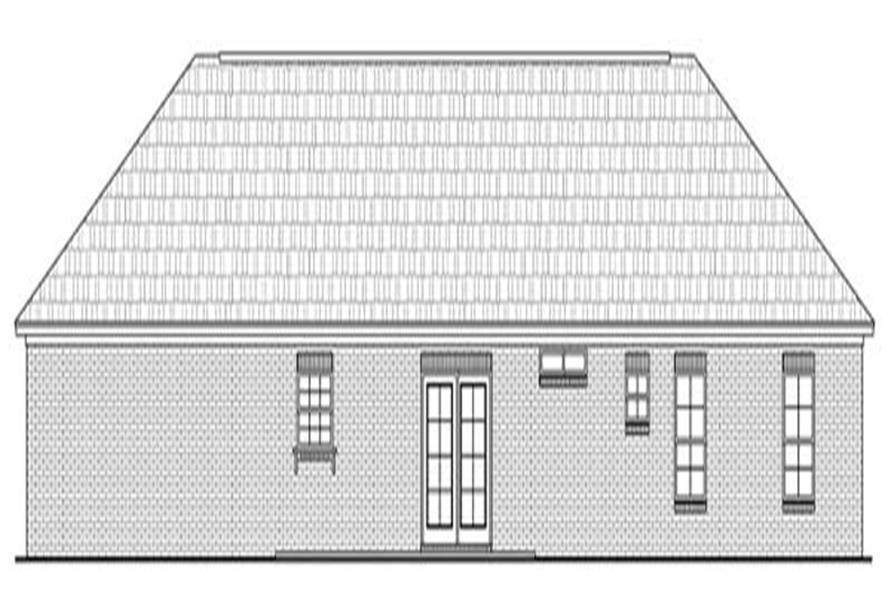 House Plan #141-1010