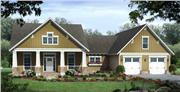 View house Plan#141-1014
