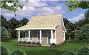 View house Plan#141-1015