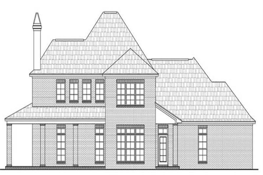 House Plan #141-1016