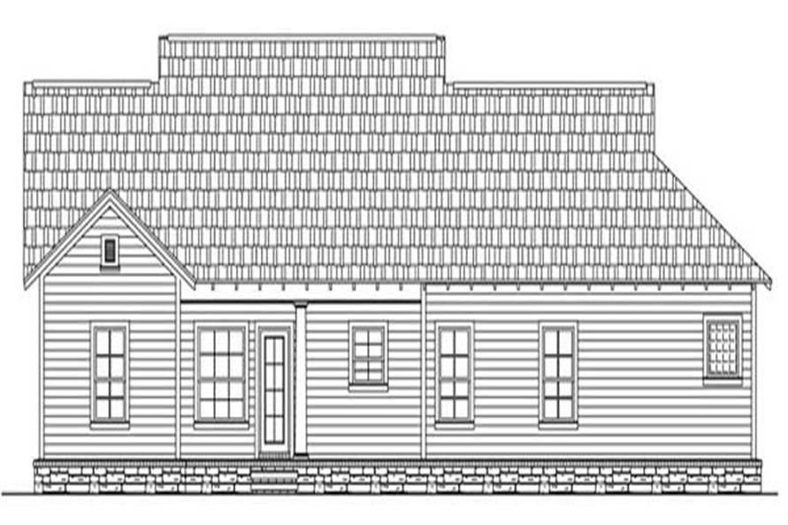 House Plan #141-1020