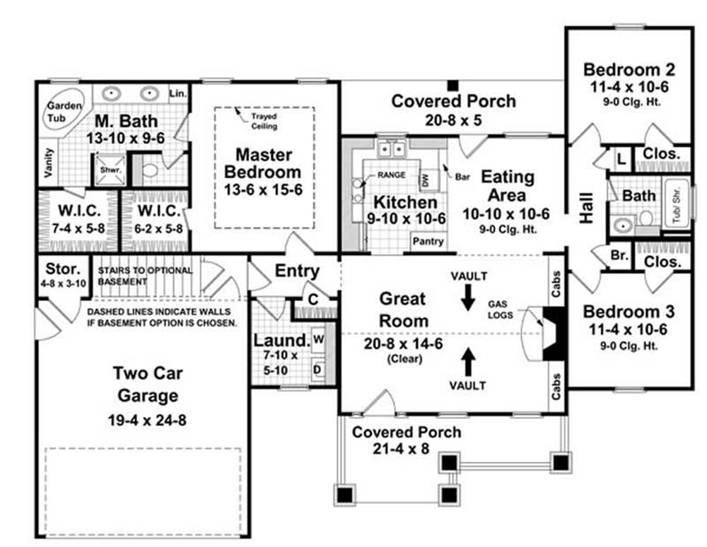 Floor Plans For Habitat For Humanity Homes