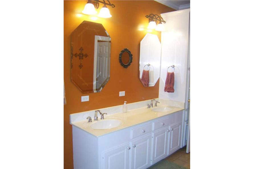 Bathroom of this 3-Bedroom,2000 Sq Ft Plan -2000