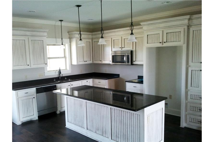 Kitchen of this 3-Bedroom,2000 Sq Ft Plan -2000