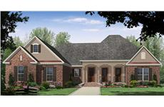 Main Image for country home plans # HPG-2216