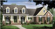 View house Plan#141-1028