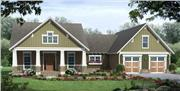 View house Plan#141-1035
