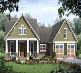 House Plan #141-1035
