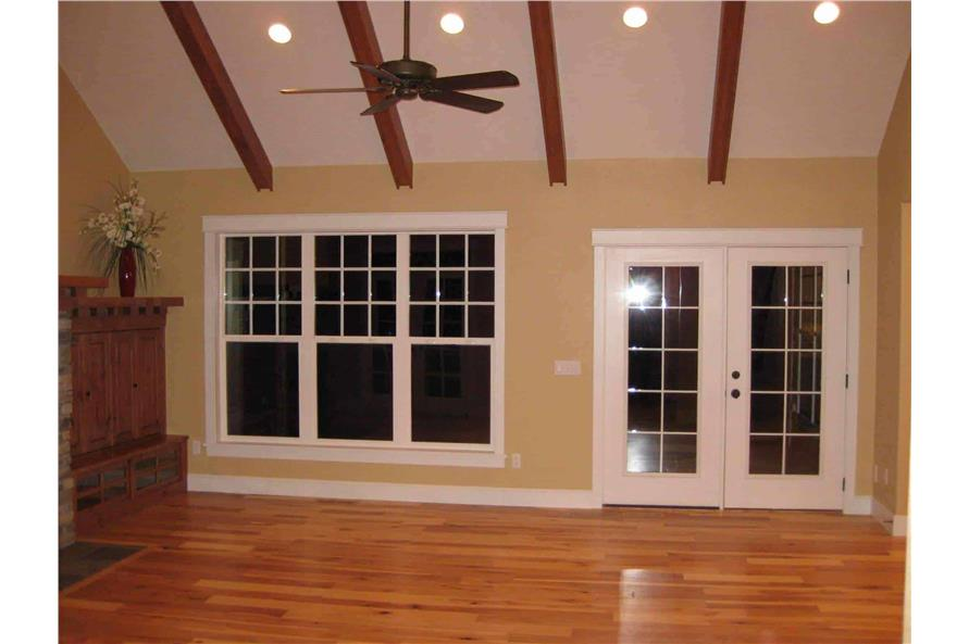 Great Room: Windows of this 4-Bedroom,2800 Sq Ft Plan -141-1038