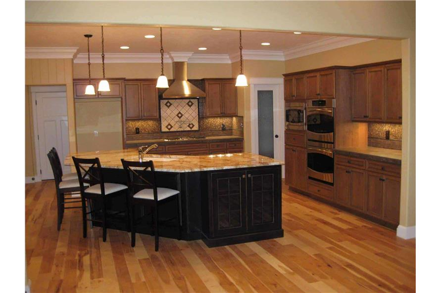 Kitchen of this 4-Bedroom,2800 Sq Ft Plan -141-1038