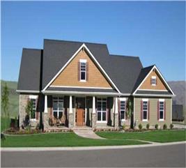 House Plan #141-1038
