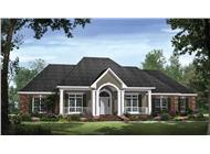 Main Image for country houseplans HPG-2769-2