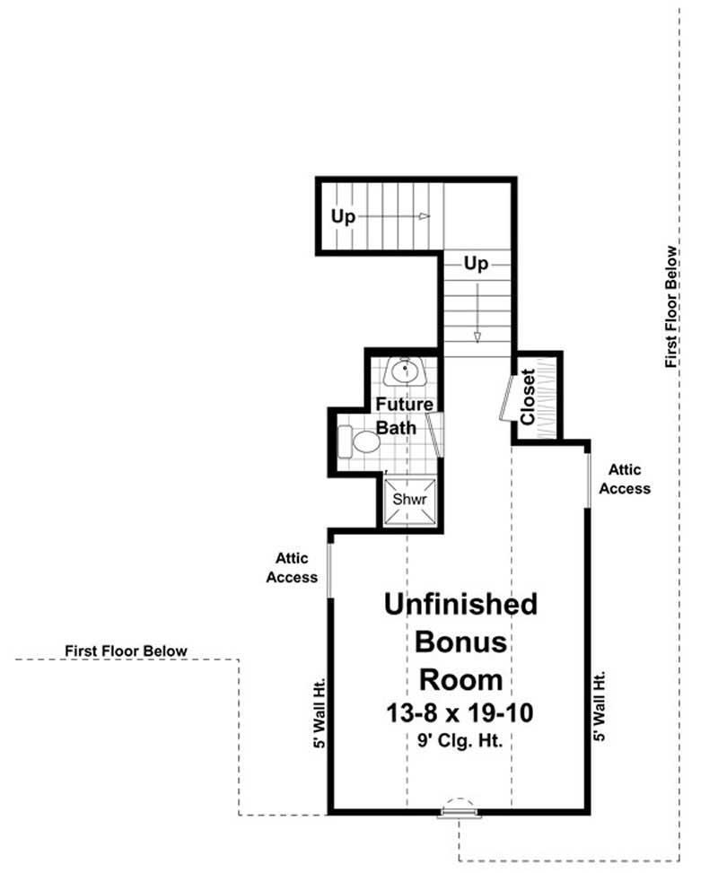 Bonus Room HPG-2100-2