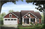 View house Plan#141-1054