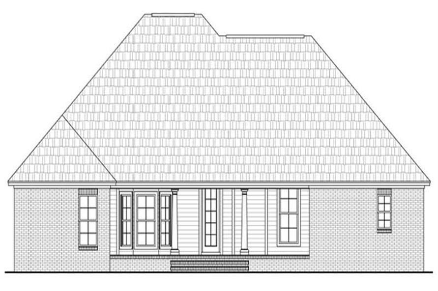House Plan #141-1056