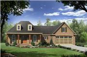 View house Plan#141-1057