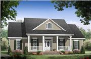 View house Plan#141-1061