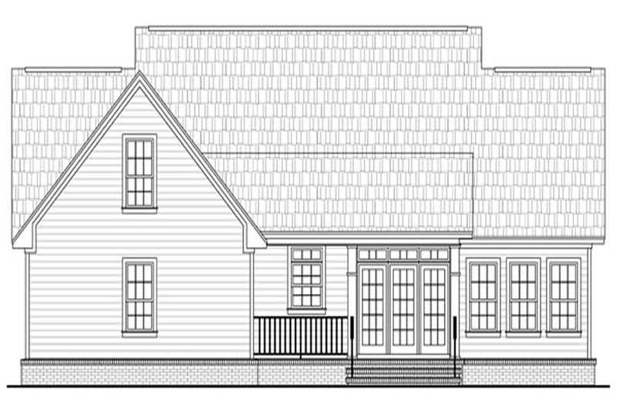 House Plan #141-1061
