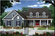 View house Plan#141-1065