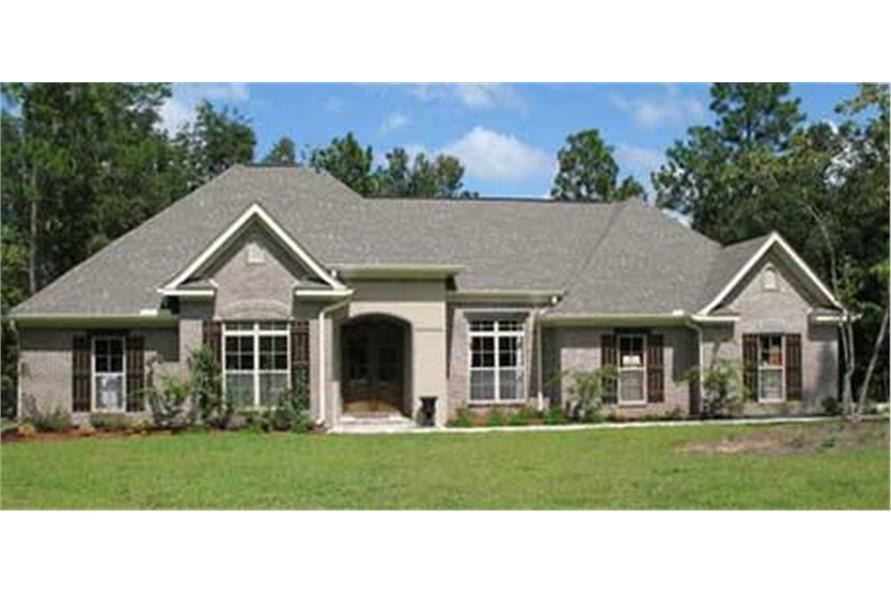 Home Exterior Photograph of this 3-Bedroom,2389 Sq Ft Plan -2389