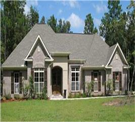 House Plan #141-1069
