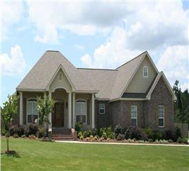 House Plan #141-1072