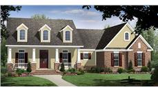 Main Image for country homeplans HPG-2516