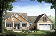 View house Plan#141-1074